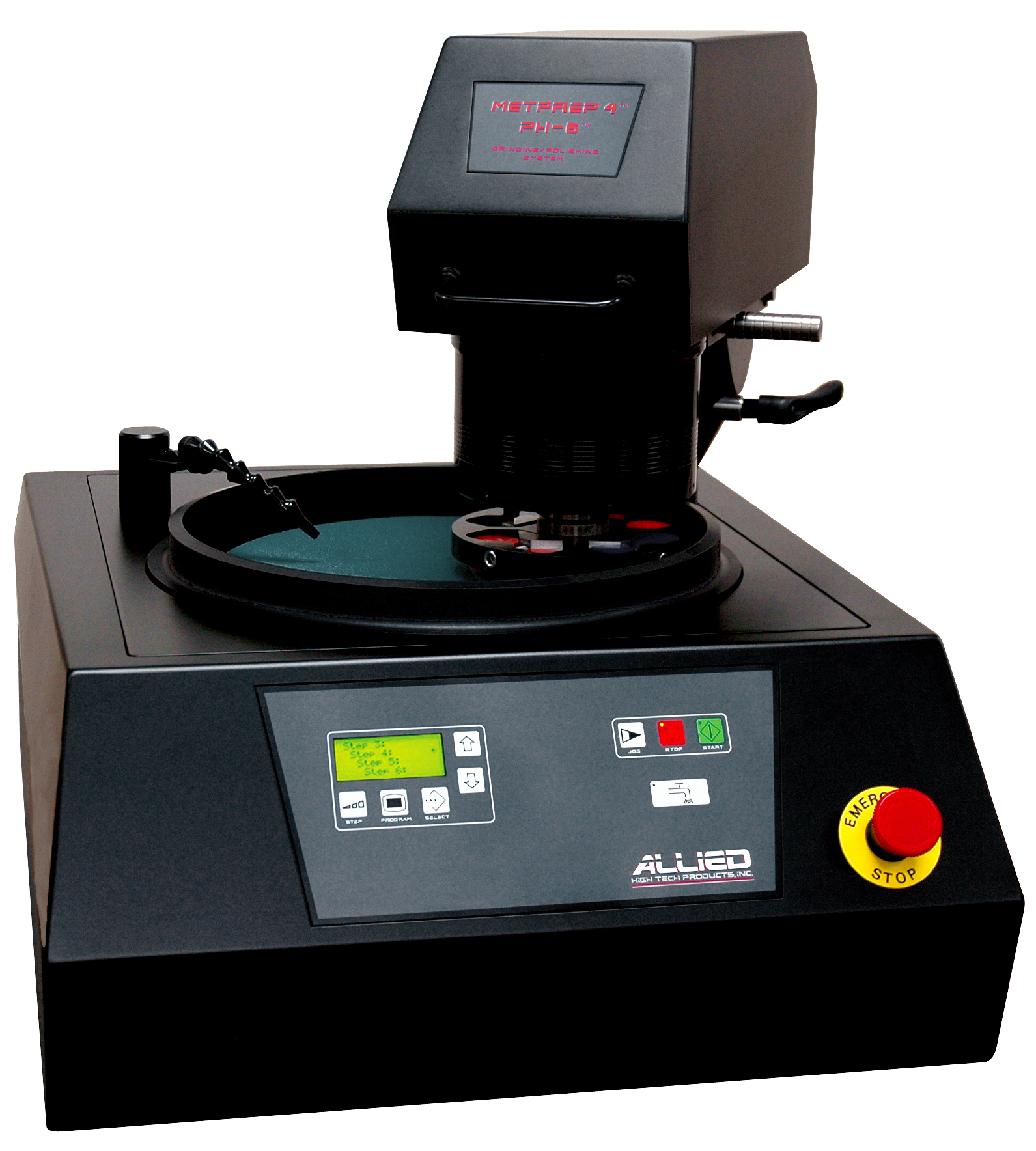 alliedhightech:5-6510:metprep_4_grinder_polisher.jpg
